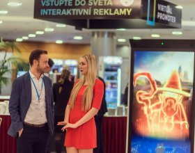 GIMMO Virtual Promoter at Retail Summit (3)