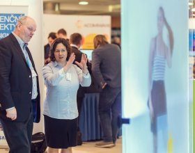 GIMMO Virtual Promoter at Retail Summit (4)
