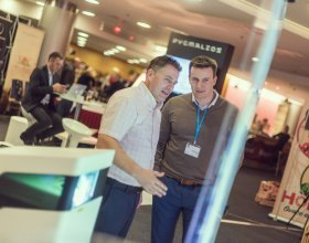 GIMMO Virtual Promoter at Retail Summit (9)