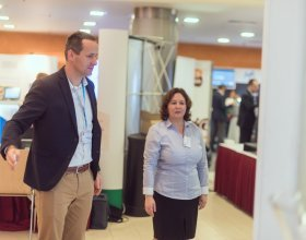 GIMMO Virtual Promoter at Retail Summit (11)